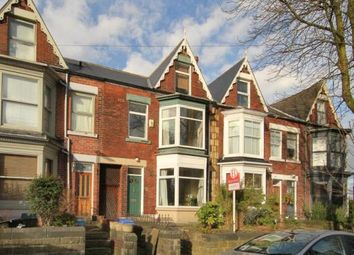 Thumbnail 4 bedroom terraced house for sale in Edgedale Road, Sheffield