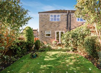 Thumbnail 3 bedroom end terrace house for sale in Barcroft Grove, Yeadon, Leeds