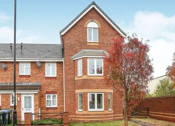 Thumbnail 4 bed end terrace house for sale in Highley Drive, Coventry, West Midlands
