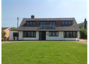 Thumbnail 4 bed detached house for sale in Stonebow Road, Drakes Broughton