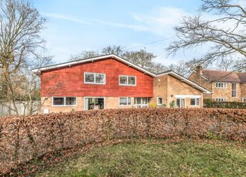Thumbnail 5 bed detached house for sale in Loves Wood, Mortimer Common