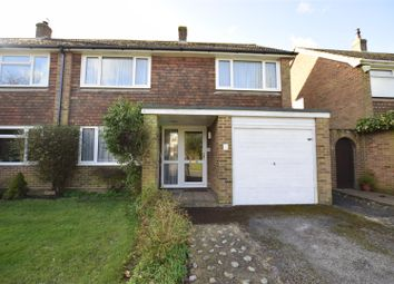 Thumbnail 3 bed semi-detached house for sale in Yew Tree Close, Hastings