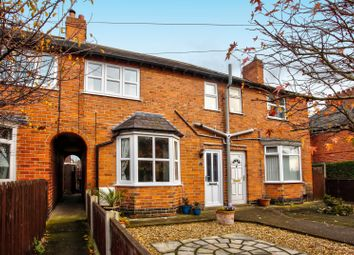 Thumbnail 3 bed terraced house for sale in Shanklin Drive, Stapleford, Nottingham