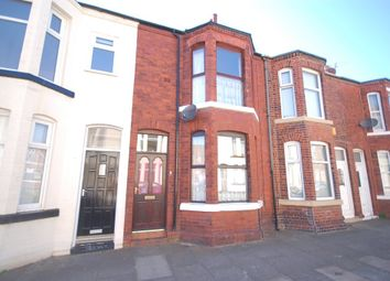 Thumbnail 2 bed terraced house for sale in Lodore Road, Blackpool