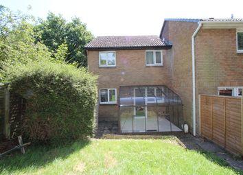 Thumbnail 1 bedroom end terrace house for sale in Phoenix Close, Bursledon, Southampton