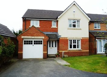 Thumbnail 4 bed detached house for sale in Cwlwm Cariad, Barry
