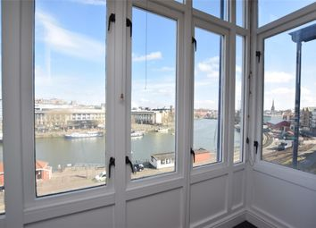 Thumbnail 3 bedroom flat for sale in Perretts Court, Cumberland Road, Bristol