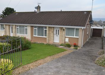 Thumbnail 2 bed bungalow for sale in Haywood Close, Weston-Super-Mare