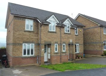 Thumbnail 3 bed semi-detached house for sale in Beacon Heights, Merthyr Tydfil