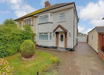Thumbnail 3 bed semi-detached house for sale in London Road, Rayleigh
