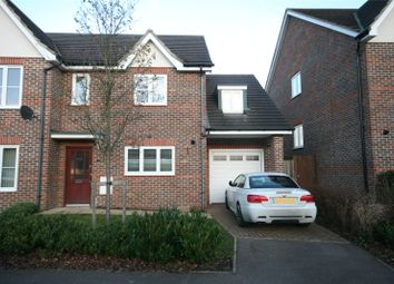 Thumbnail 3 bed semi-detached house for sale in Waveney Road, Harpenden, Herts