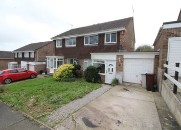 Thumbnail 3 bed semi-detached house to rent in Clegg Avenue, Torpoint