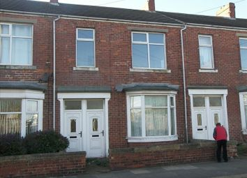 Thumbnail 2 bedroom flat for sale in Wensleydale Terrace, Blyth