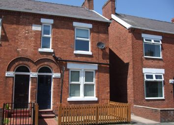 Thumbnail 3 bed semi-detached house to rent in Gladstone Street, Winsford