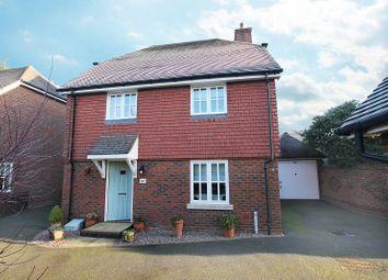 Thumbnail 3 bed detached house for sale in Morris Drive, Billingshurst, West Sussex.