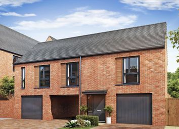 """Thumbnail 2 bedroom detached house for sale in """"Wey"""" at Louisburg Avenue, Bordon"""