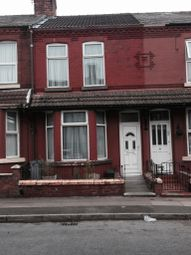 Thumbnail 3 bed terraced house for sale in Middlesex Road, Liverpool