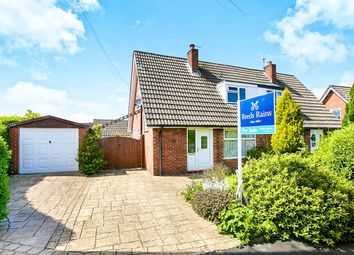 Thumbnail 3 bed semi-detached house for sale in Elmsway, Bollington, Macclesfield