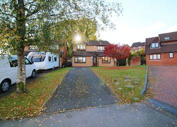 Thumbnail 3 bed detached house for sale in Bryn Aur, Coed-Y-Cwm, Pontypridd