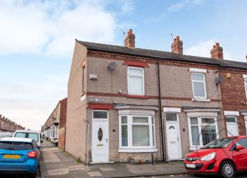 Thumbnail 2 bed end terrace house for sale in Rydal Road, Darlington