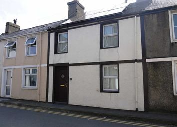 Thumbnail 3 bed terraced house to rent in High Street, Talsarnau, Gwynedd