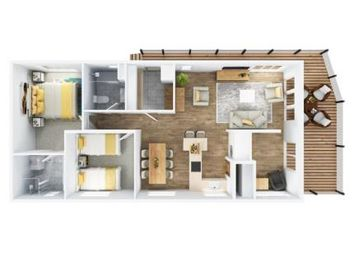 Thumbnail 2 bed mobile/park home for sale in Ladera Park, Back Lane, Eaton, Cheshire
