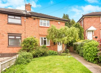 Thumbnail 2 bed semi-detached house for sale in Wrens Nest Road, Dudley