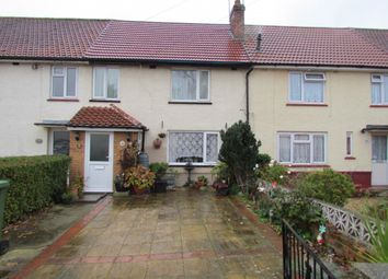 Thumbnail 3 bed terraced house for sale in Franklin Avenue, Cheshunt