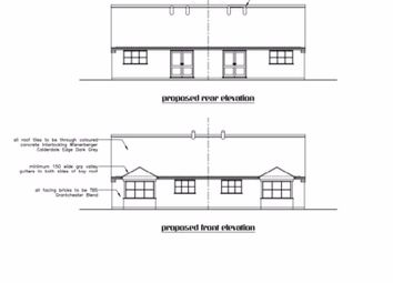 Thumbnail 2 bed semi-detached bungalow for sale in Church Lane, North Killingholme, Immingham