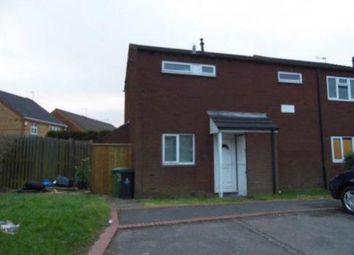 Thumbnail 2 bedroom semi-detached house to rent in Bridgwater Close, Walsall Wood, Walsall, West Midlands