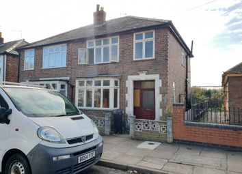 Thumbnail 3 bed semi-detached house for sale in Orton Road, Off Abbey Lane, Leicester