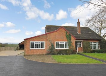 Thumbnail 3 bedroom detached bungalow for sale in Thorpefield, Thirsk