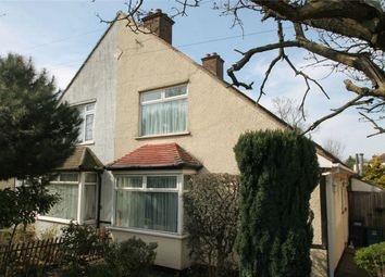 Thumbnail 3 bed semi-detached house for sale in Wickham Road, Shirley, Croydon, Surrey