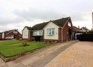 Thumbnail 3 bed semi-detached bungalow for sale in Ladbrook Road, Mount Nod, Coventry