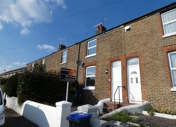 Thumbnail 2 bed terraced house to rent in West Street, Sompting