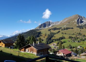 Thumbnail 4 bed chalet for sale in Les Mosses - Chalet, Vaud, Switzerland