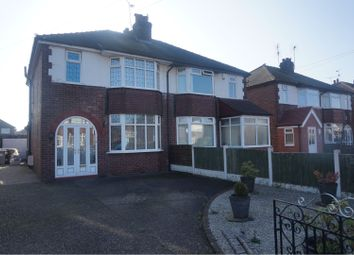 Thumbnail 3 bed semi-detached house for sale in Woodside Avenue, Crewe