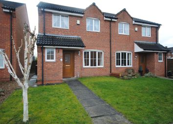 Thumbnail 3 bed semi-detached house for sale in Frecheville Street, Staveley, Chesterfield