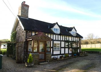Thumbnail 2 bed cottage for sale in Bicton, Clun