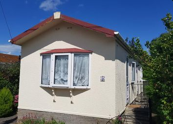 Thumbnail 1 bed mobile/park home for sale in College Close, Long Load, Langport