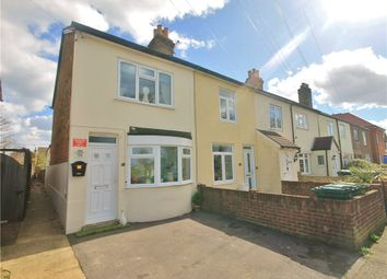 Thumbnail 2 bed end terrace house for sale in Woodthorpe Road, Ashford, Middlesex
