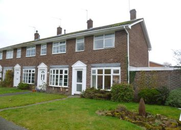 Thumbnail 3 bed end terrace house to rent in Hilltop Road, Guilden Sutton, Chester