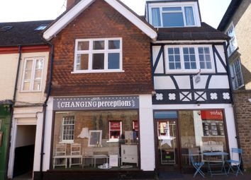 Thumbnail 2 bed flat to rent in High Street, Godalming
