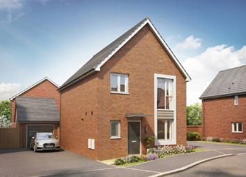 Thumbnail 4 bed semi-detached house for sale in Duncan Road, Meon Vale, Stratford-Upon-Avon
