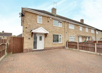 Thumbnail 3 bed town house for sale in Listowel Crescent, Clifton, Nottingham
