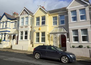 Thumbnail 3 bedroom terraced house for sale in Meredith Road, Plymouth, Devon