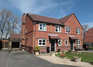 Thumbnail 3 bed semi-detached house to rent in Orchard Crescent, Nether Alderley, Macclesfield