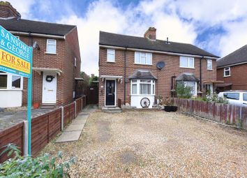 Thumbnail 3 bed semi-detached house for sale in South Ham Road, Basingstoke