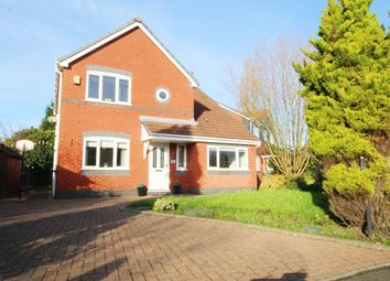 Thumbnail 4 bed detached house for sale in Wotton Drive, Ashton-In-Makerfield, Wigan