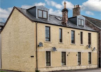 Thumbnail 1 bed flat for sale in Braeside, Sauchie, Alloa